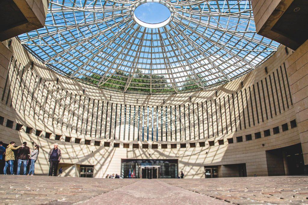 Mart Rovereto struttura