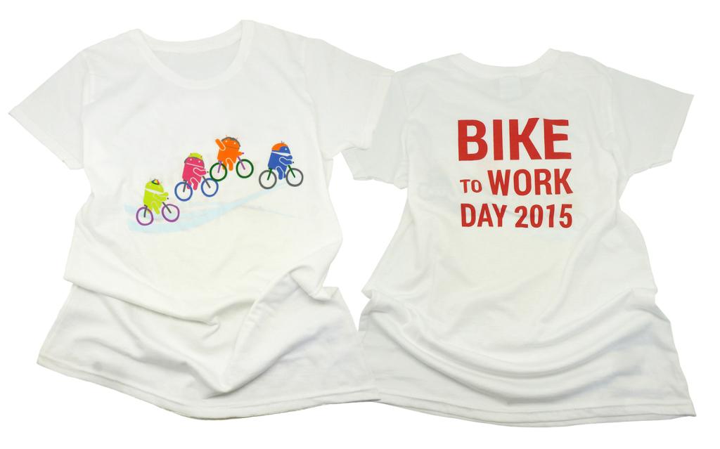 T-shirt-Google