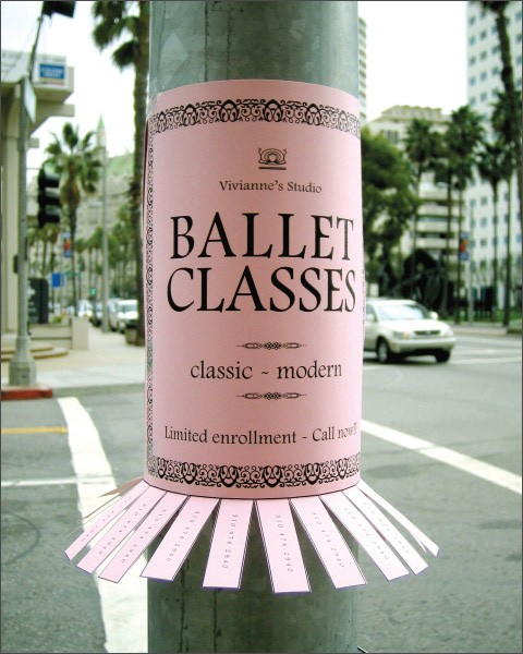 ballet-advertise