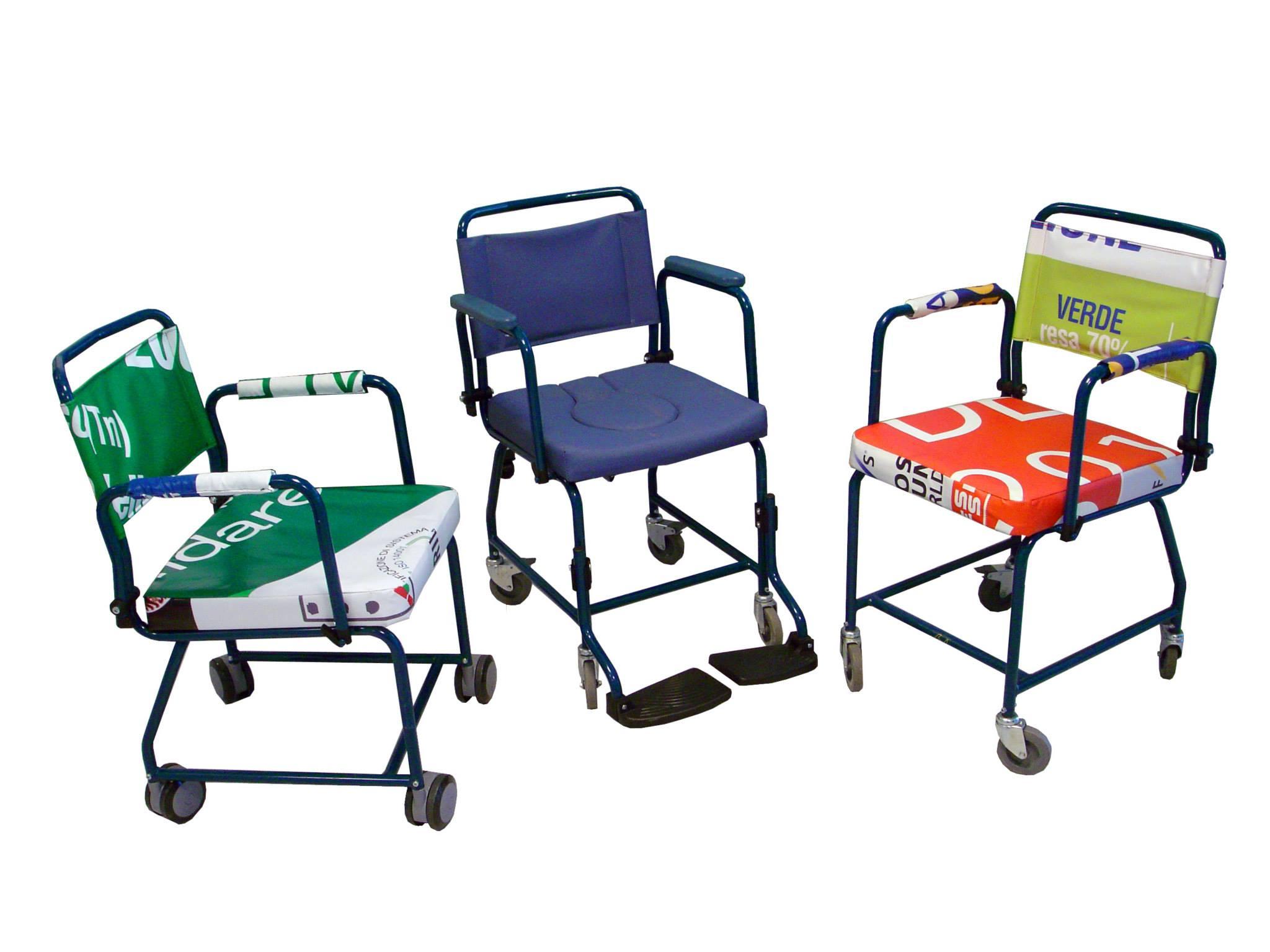 Dalla discarica ad oggetti dal design ricercato for Comprare sedie economiche online