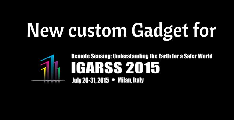IGARSS-2015