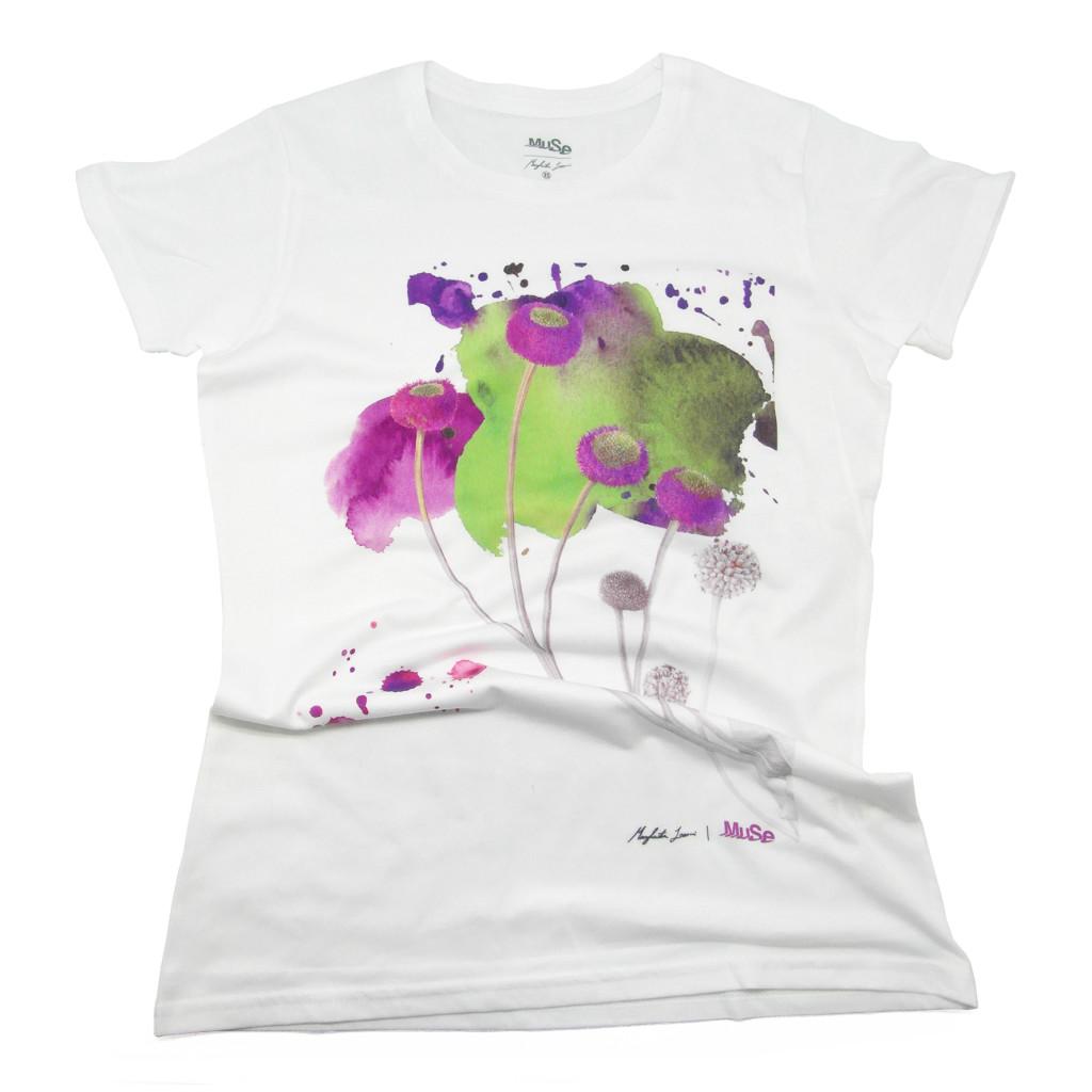 T-shirt-Partchresta sphaero-Muse