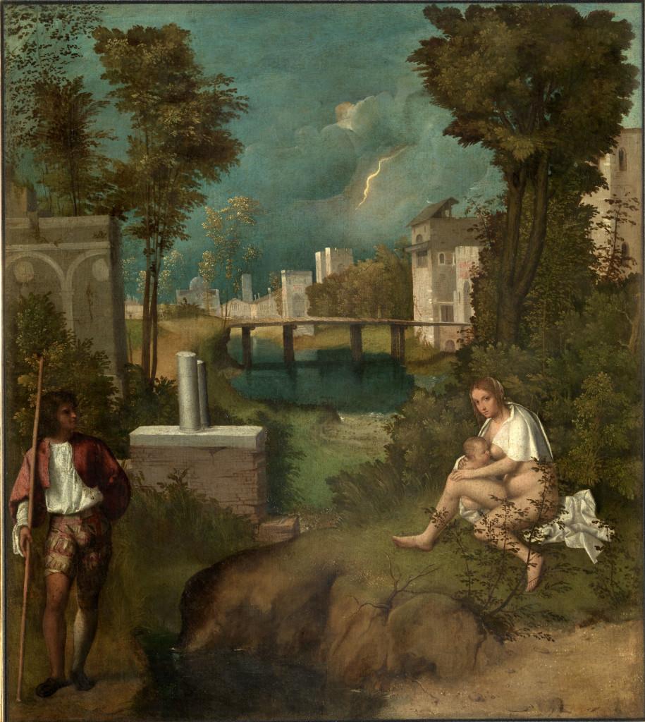 46243-Giorgione_-_La_Tempesta_intero_001-_38946