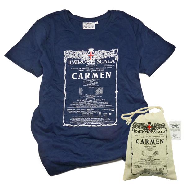T-shirt-blu-pack-Carmen-LaScala