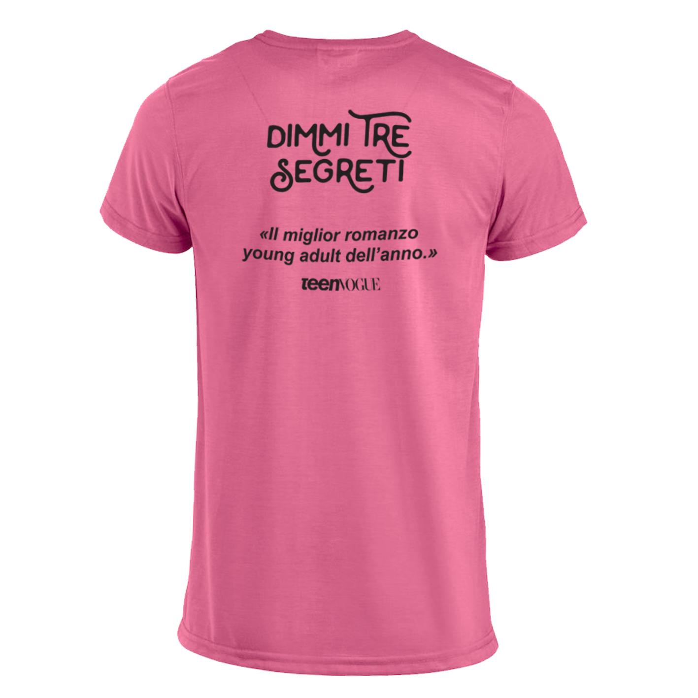 T-shirt-Dimmi3segreti-DeAgostini