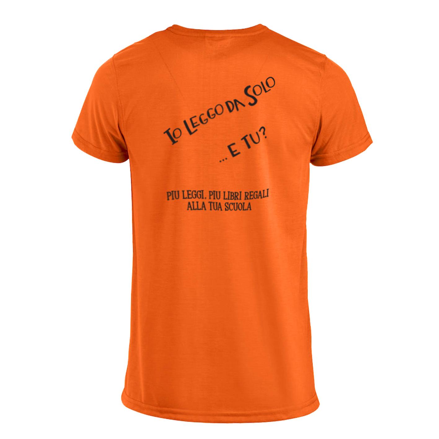 T-shirt-IoLeggodasolo-DeAgostini