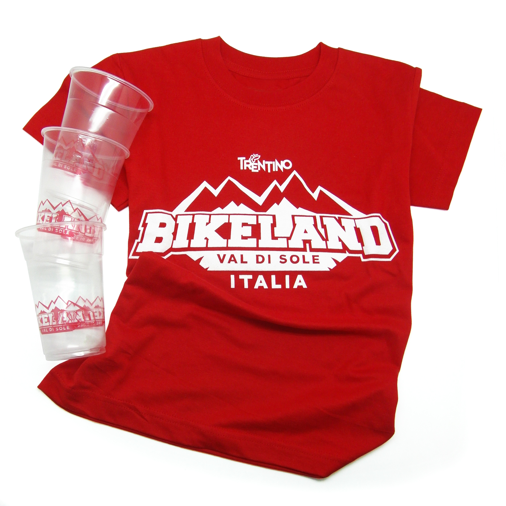 T-shirt-bicchieri-Bikeland-ValdiSole