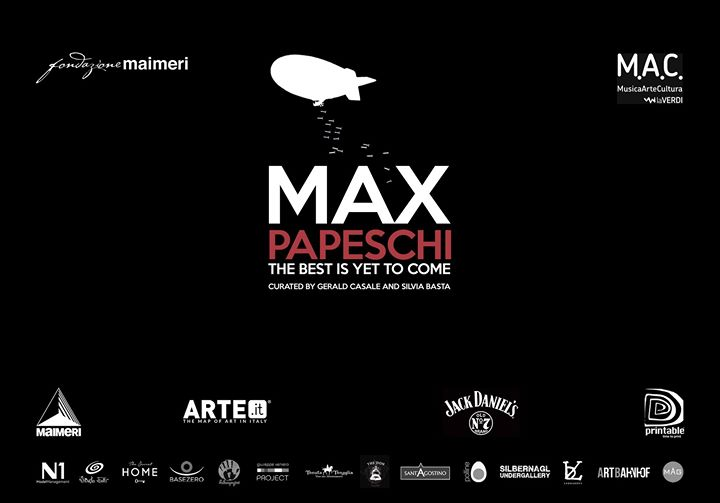 locandina-max-papeschi-the-best-is-yet-to-come