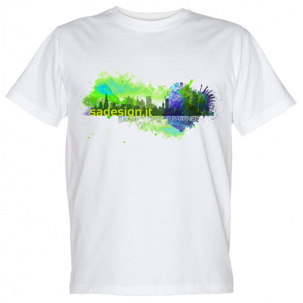 T-shirt sadesign