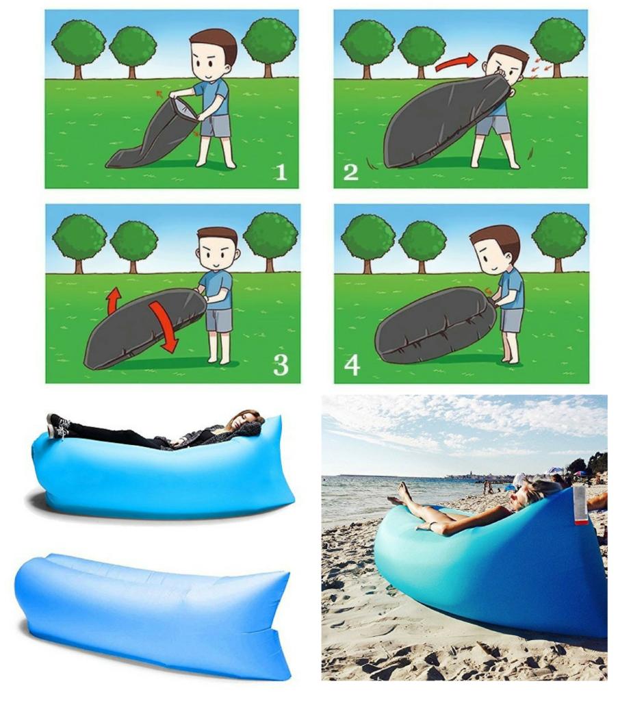lettino-gonfiabile-spiaggia