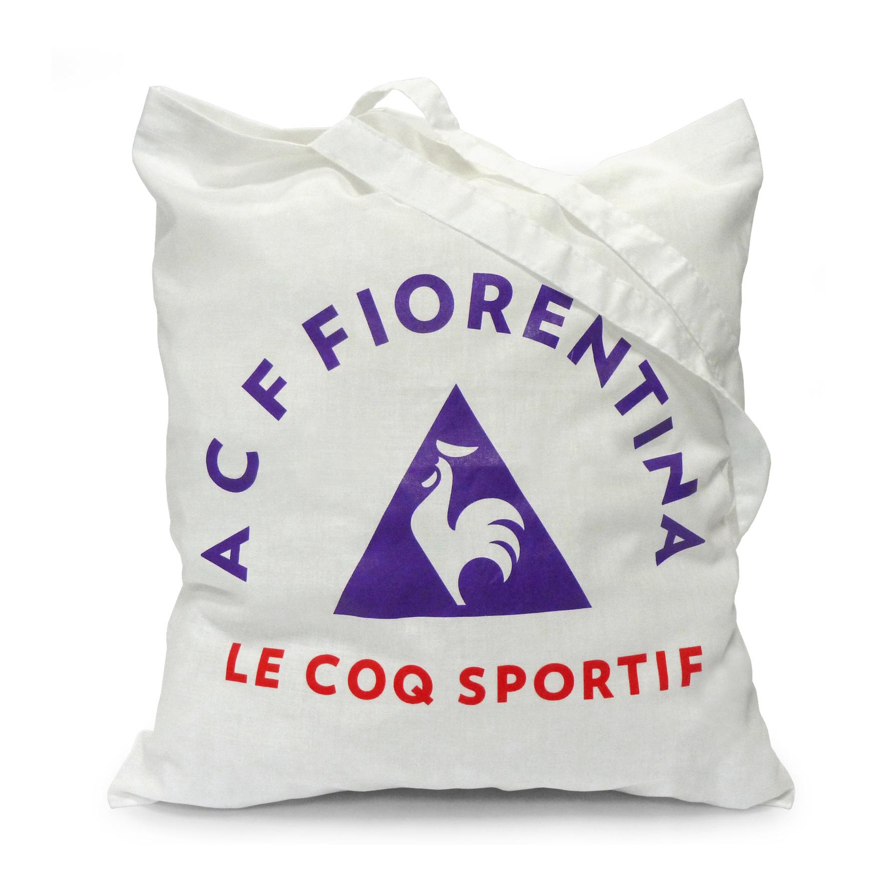 Shopper in cotone realizzata per AC FIORENTINA