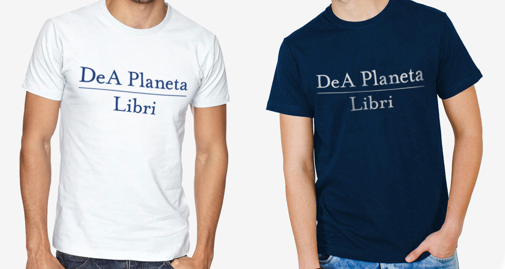 T-shirt-DeAPlanetaLibri-DeAgostini