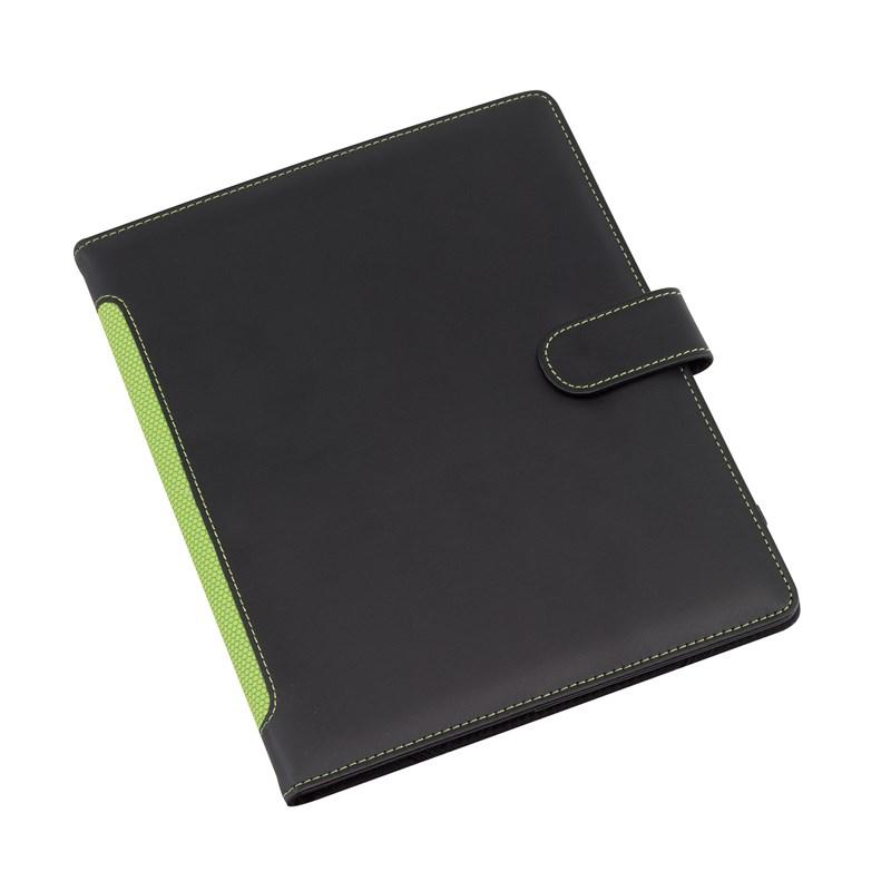 Portatablet con taschine interne e design minimal