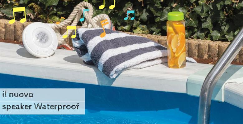 il nuovo speaker Waterproof (1)
