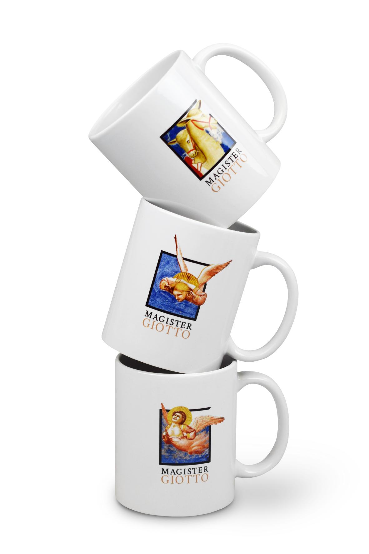 Tazza personalizzata Magister Giotto