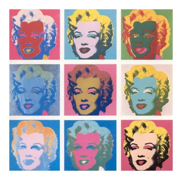 Andy Warhol - Marylin Monroe