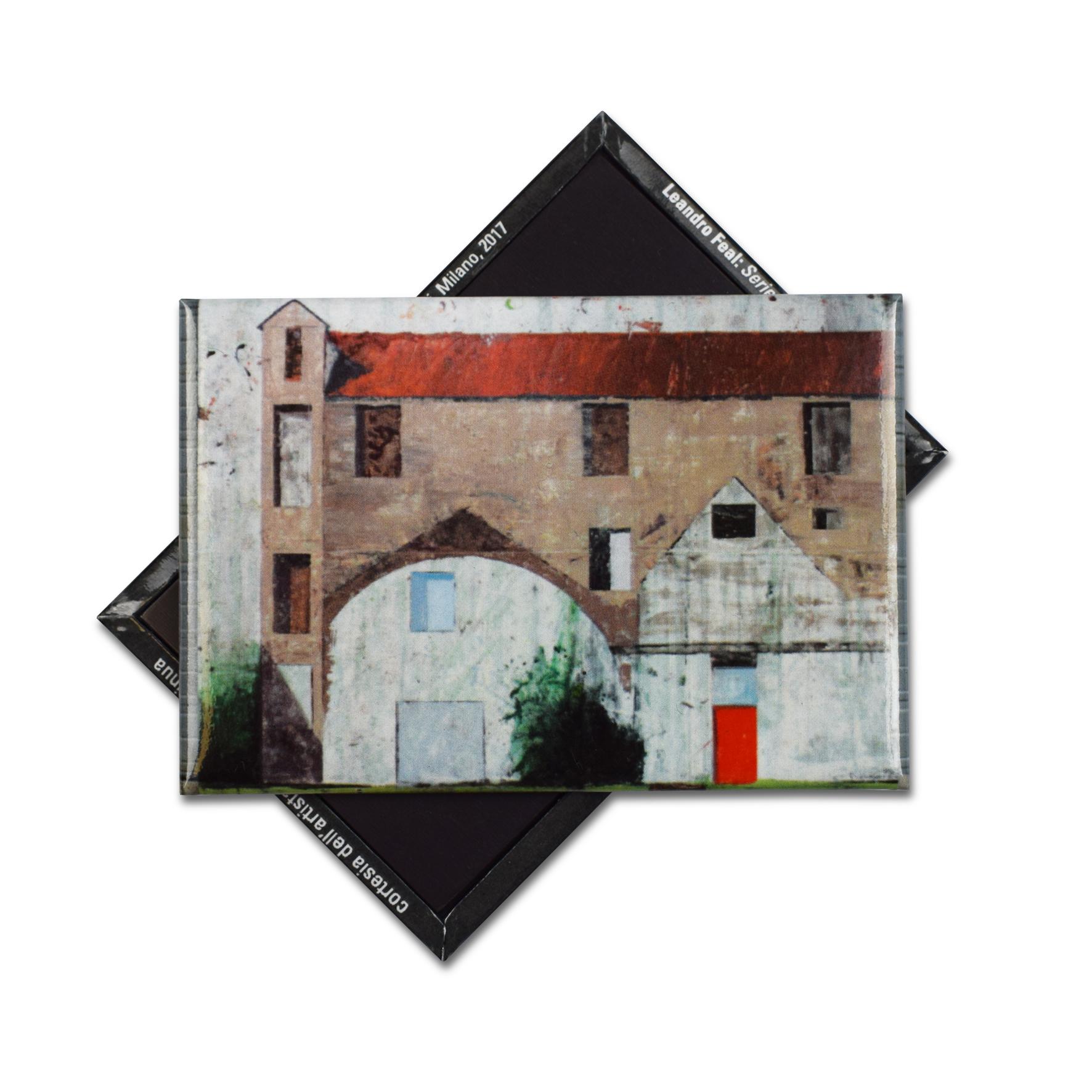 """Magnete personalizzato """"Serie Acertijo, 2015 Alejamdro Campins"""" per la mostra """"Soy Cuba?"""""""