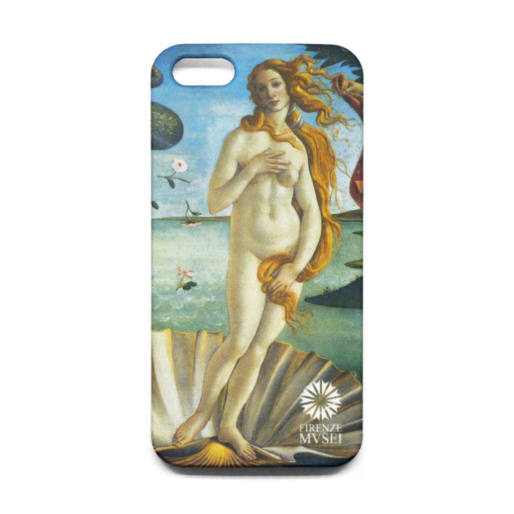 Cover personalizzata con stampa digitale in sublimazione realizzato per la Galleria degli Uffizi