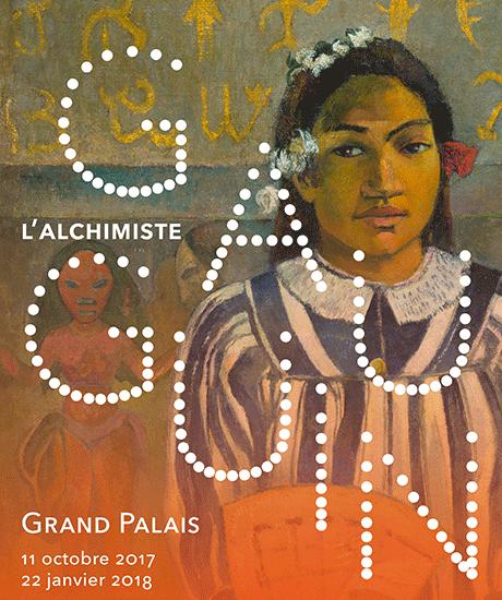 "La locandina di ""Gaugin Alchimista"""