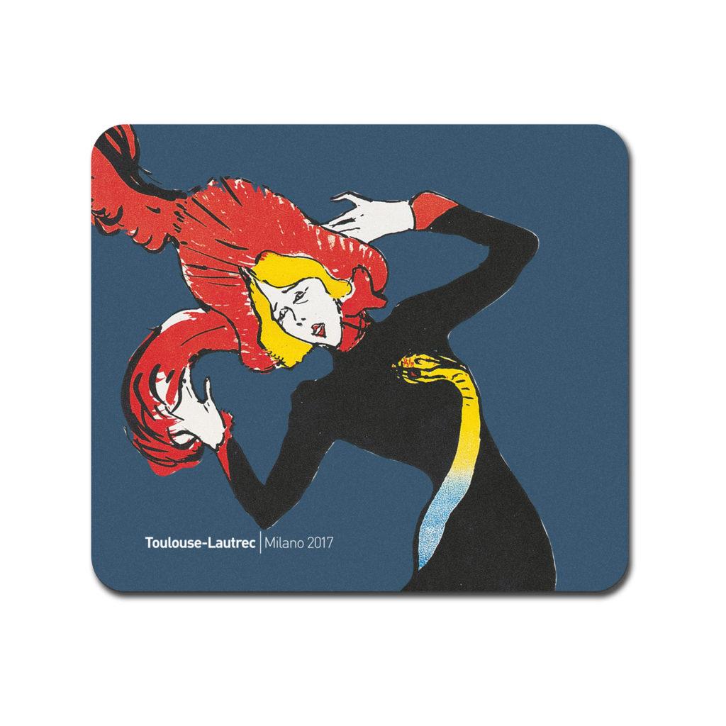 Mousepad Toulouse Lautrec
