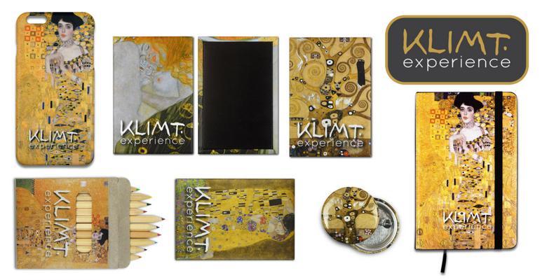 klimt-experience-gadget