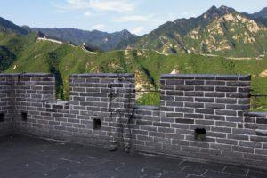Great Wall - Liu Bolin