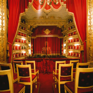 Teatro alla Scala - Liu Bolin