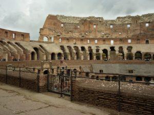 Colosseo - Liu Bolin