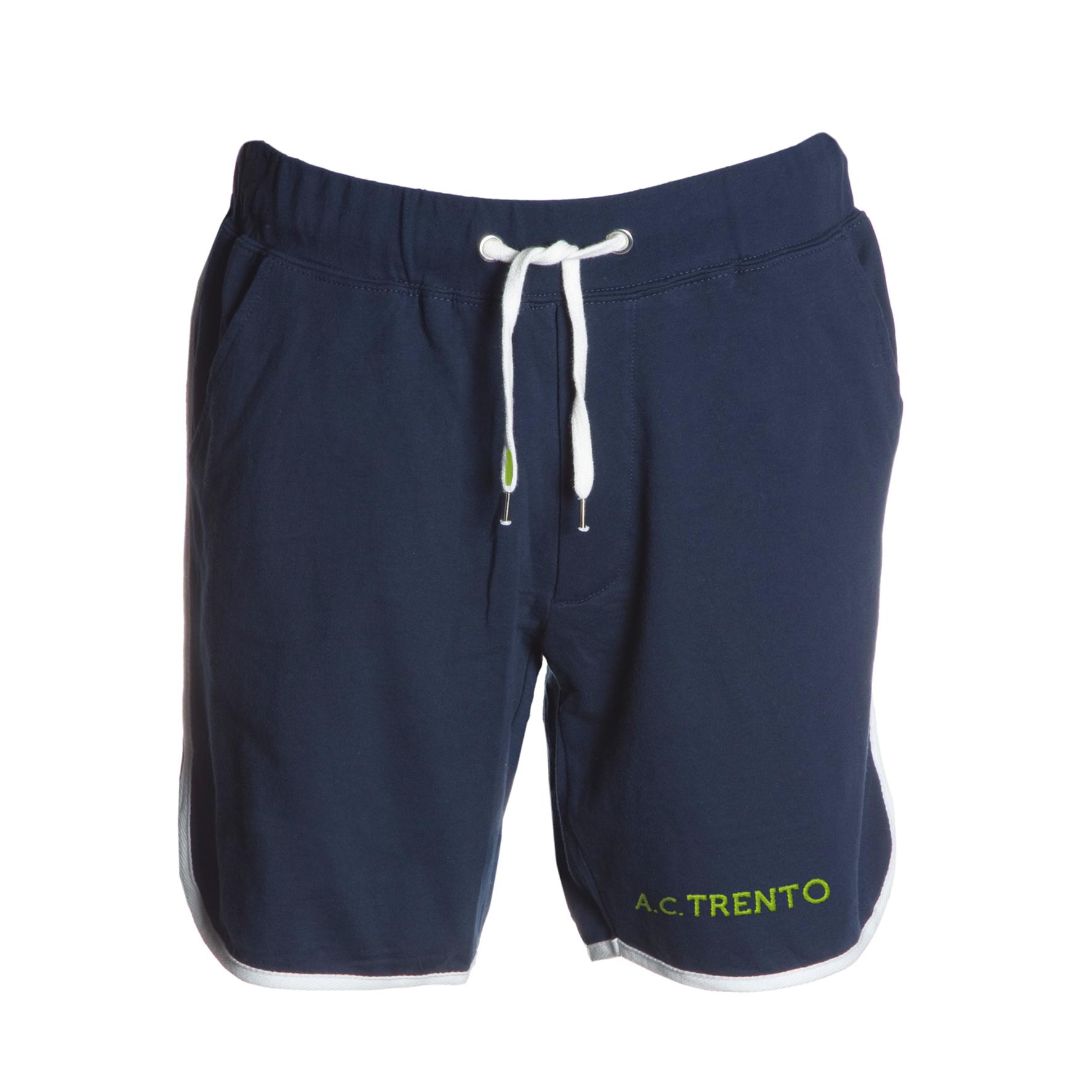 Bermuda blu AC Trento