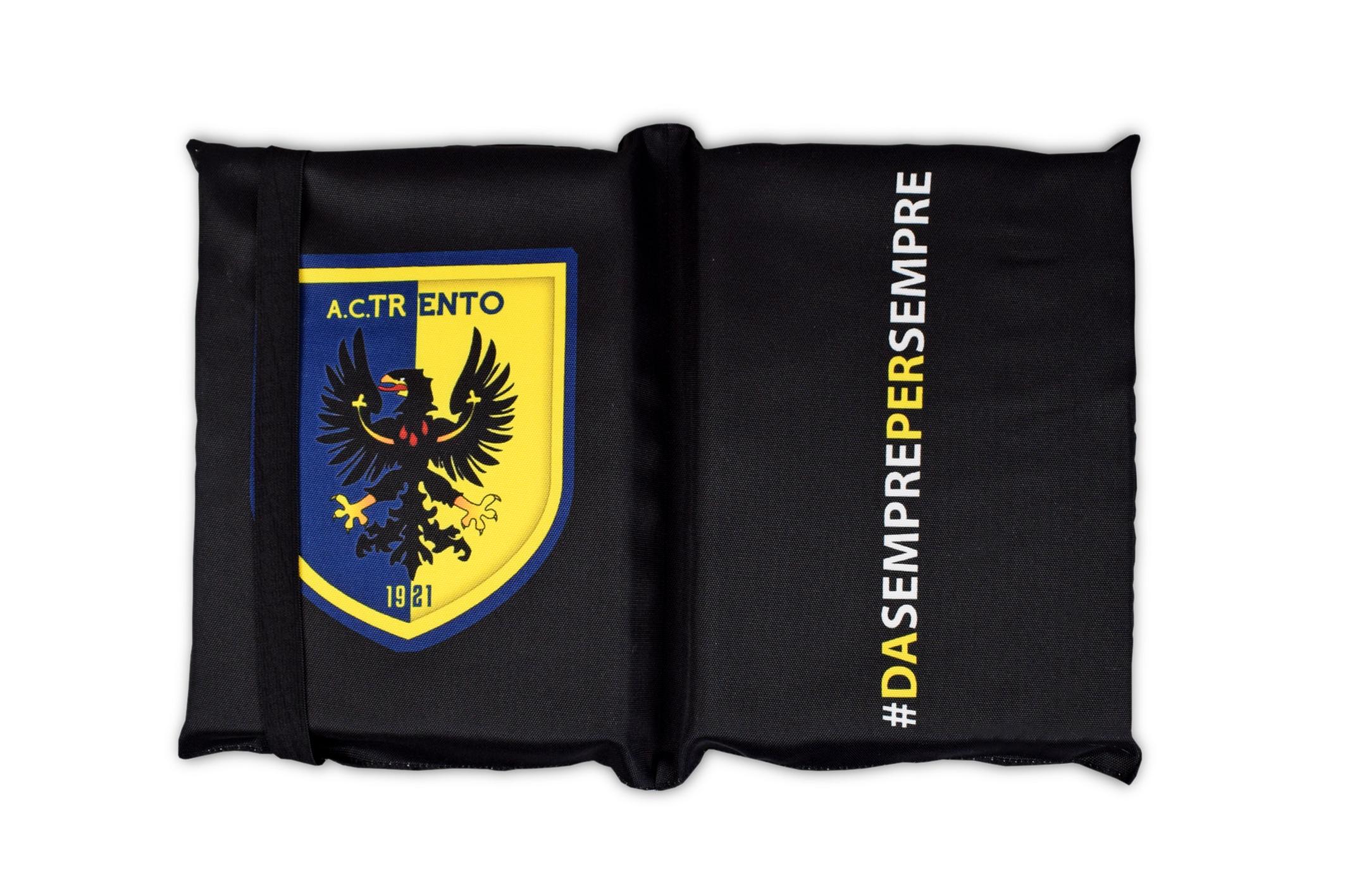 Cuscino da stadio personalizzato AC Trento