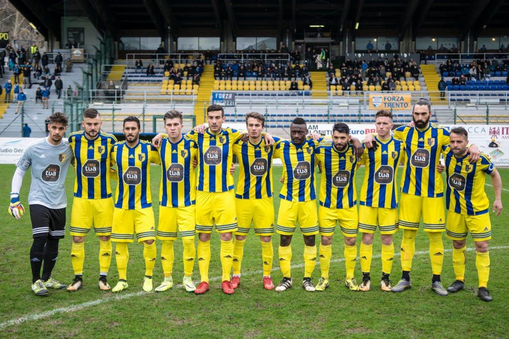 rosa-calciatori-AC-Trento