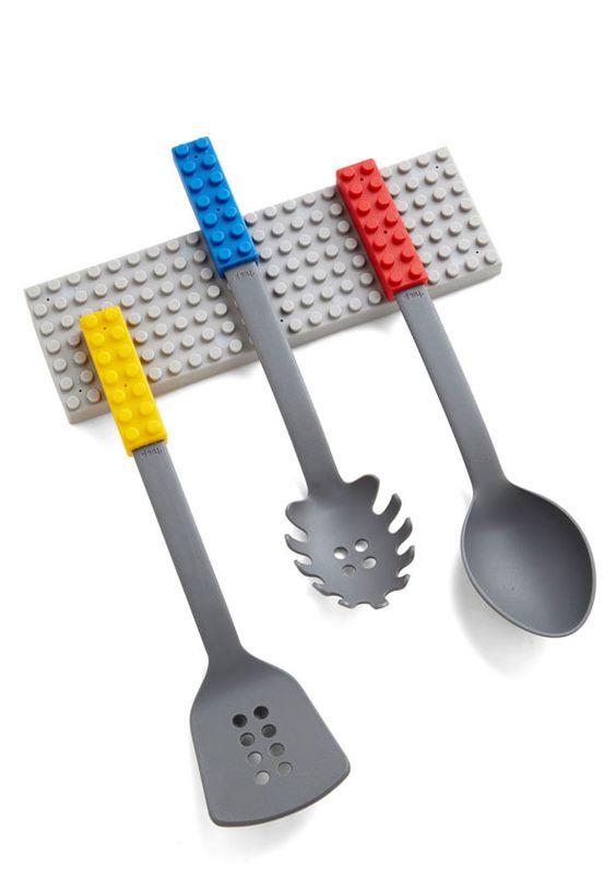 Cucchiai da cucina LEGO