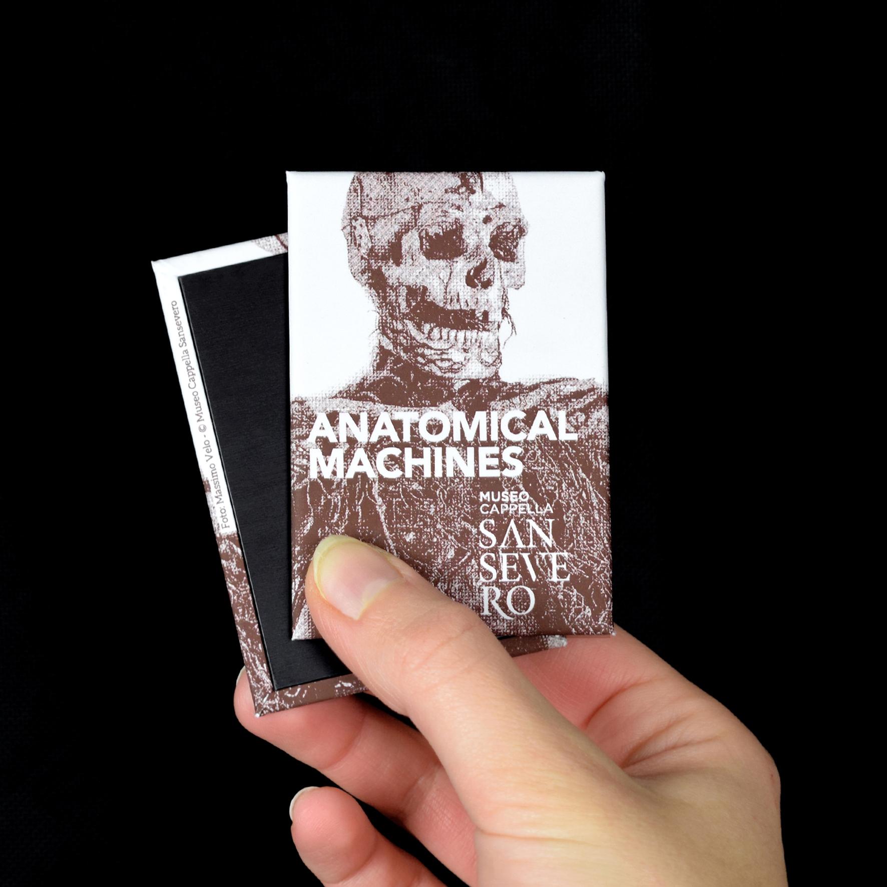 magnete-macchine-anatomiche-marrone-Museo-Cappella-Sansevero