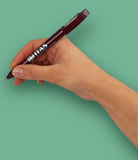 Penna personalizzata ITAS