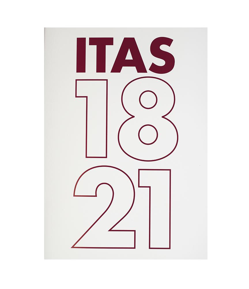 Cartellina personalizzata logo ITAS