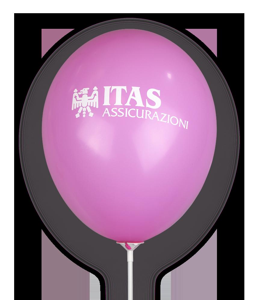 Palloncino personalizzato ITAS
