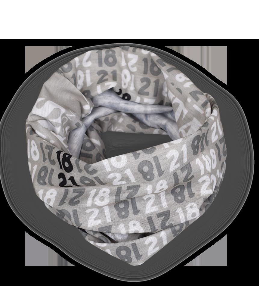 Scaldacollo personalizzato ITASScaldacollo personalizzato ITAS