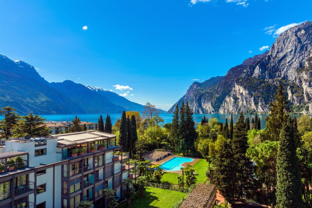 Hotel Du Parc ed du lac Riva