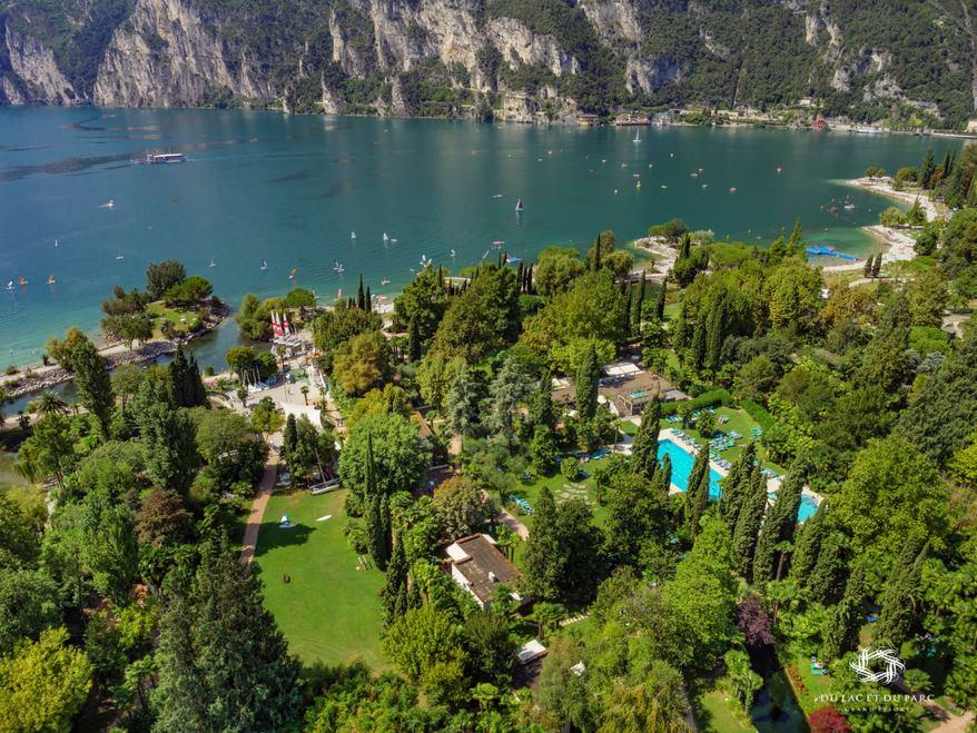 Una bella immagine del Du Lac Ed du Parc Hotel di Riva