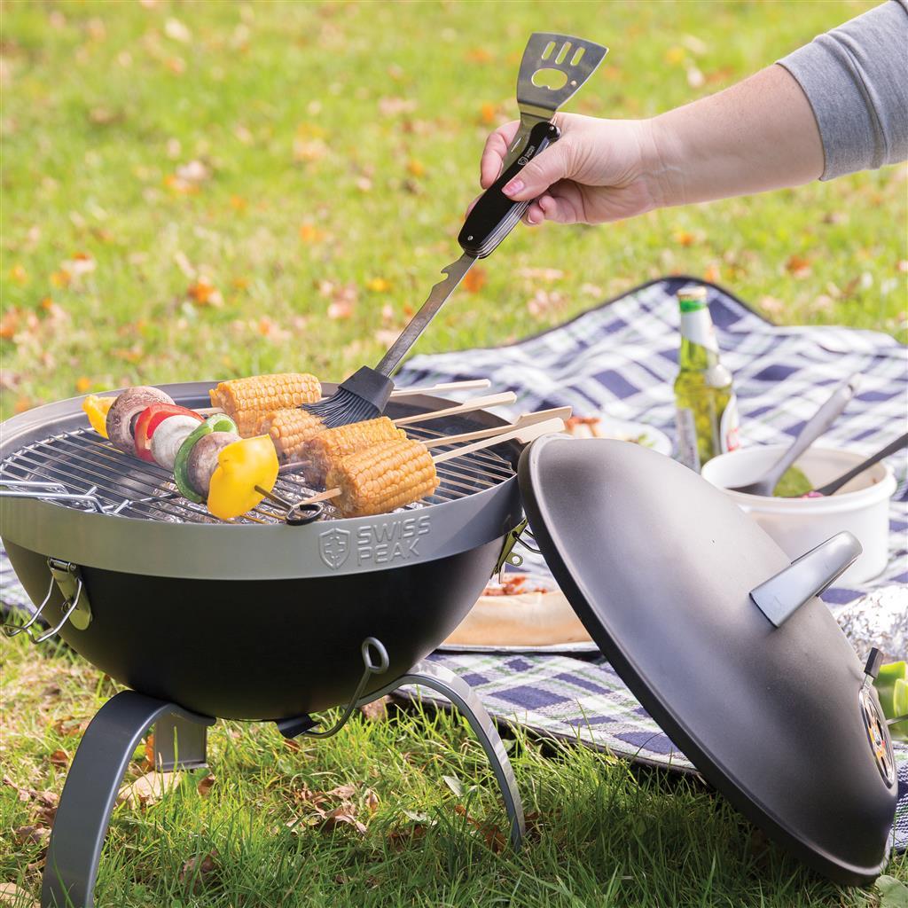 Multiattrezzo barbecue