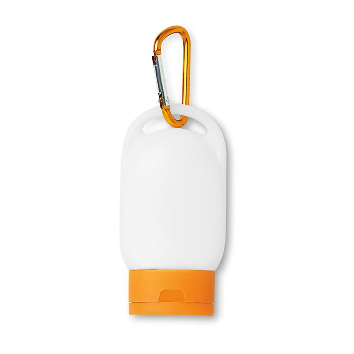 Tubetto di crema idratante personalizzabile
