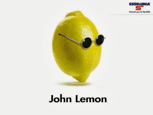 John Lemon pubblicità Esselunga