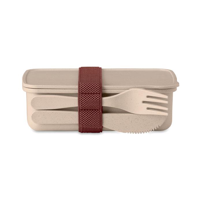 Porta pranzo con elastico