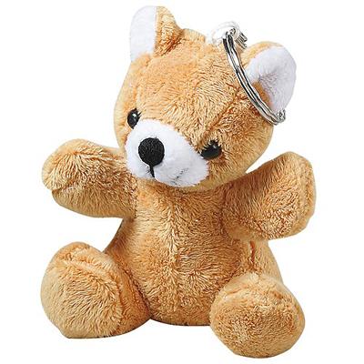 Peluches orsetto portachiavi con gancio