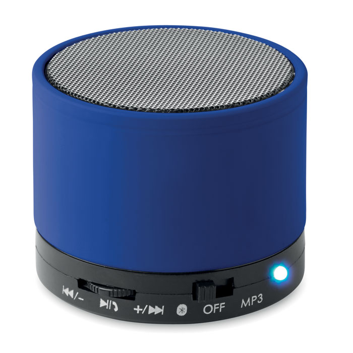 speaker bluetooth colore blu