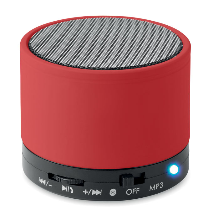 speaker bluetooth colore rosso