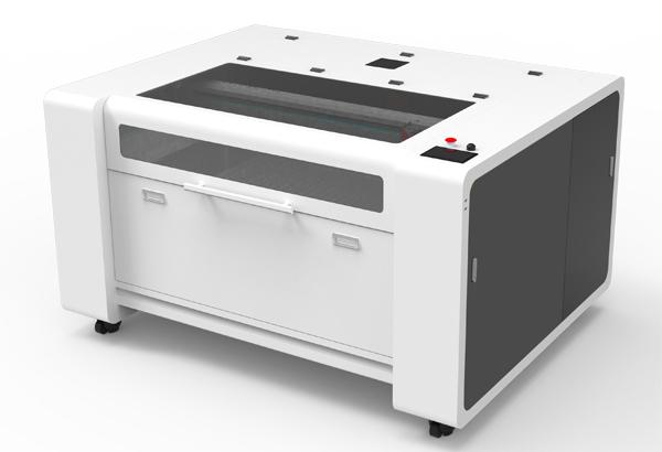 macchina per l'incisione laser