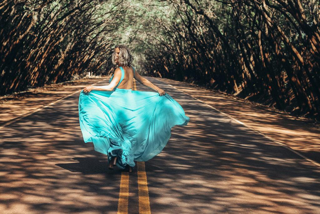 vestito colore moda primavera estate turchese