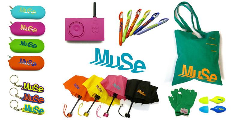 gadget ideale Muse