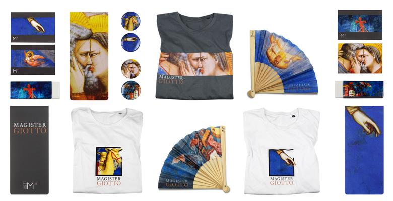 merchandising museo Giotto